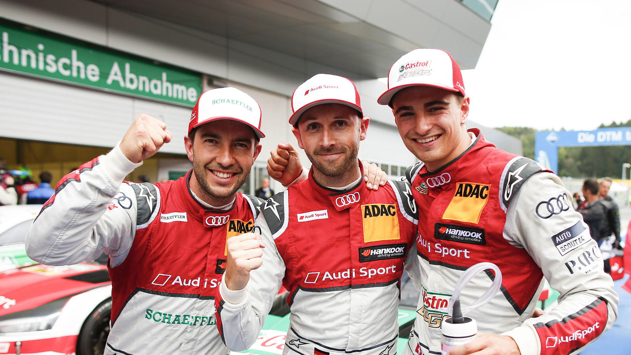 Ren 233 Rast Quot Rockenfeller And M 252 Ller Deserved The Victory Today Quot Touringcartimes