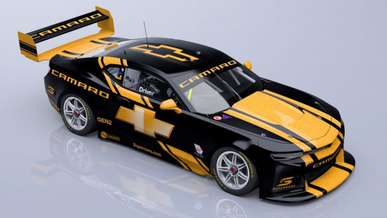 Walkinshaw confirm plans for Chevrolet Camaro switch in ...