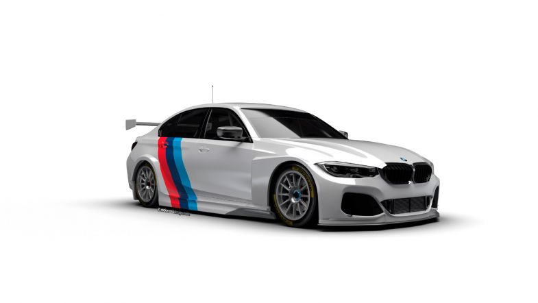 West Surrey Racing To Run New Bmw 330i For 2019 Btcc Season