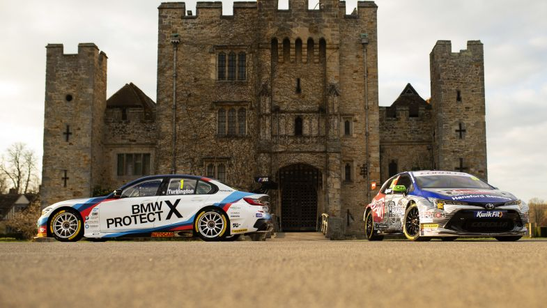 Btcc Entry Officially Confirmed Ahead Of Brands Hatch Test