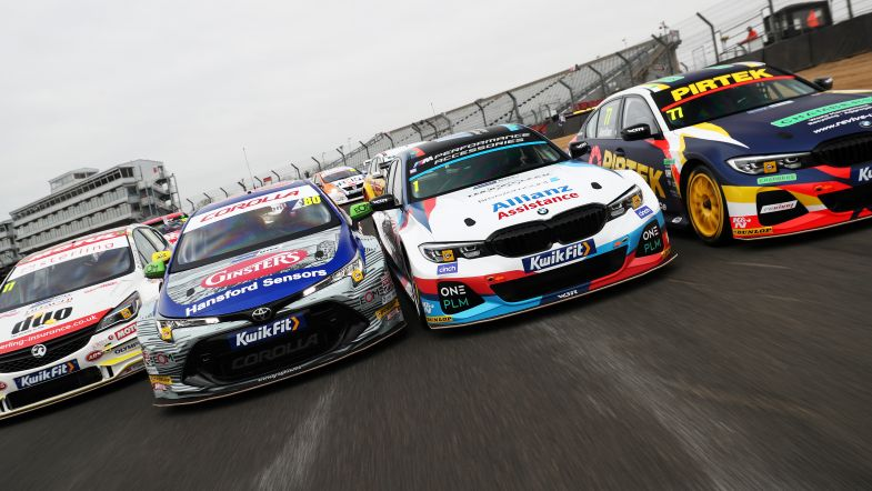 Btcc 2019 Time For Action As Brands Hatch Looms Touringcartimes