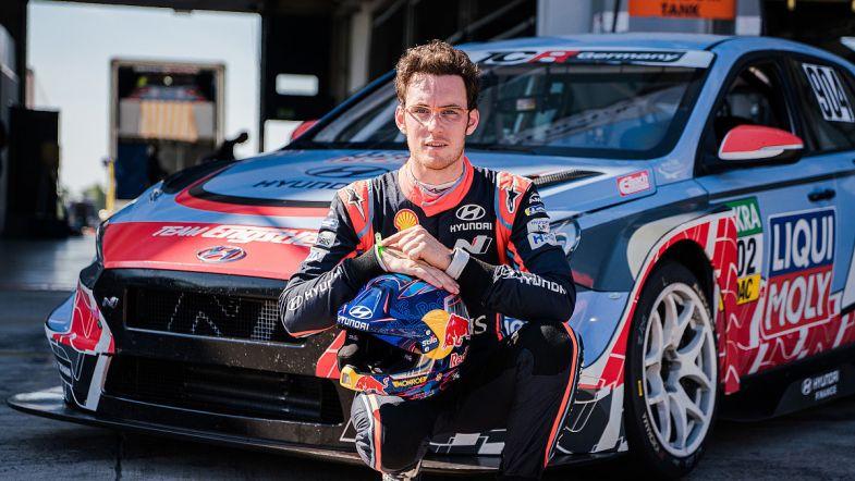 [TCR] WRC好手诺伊维尔出战TCR德国