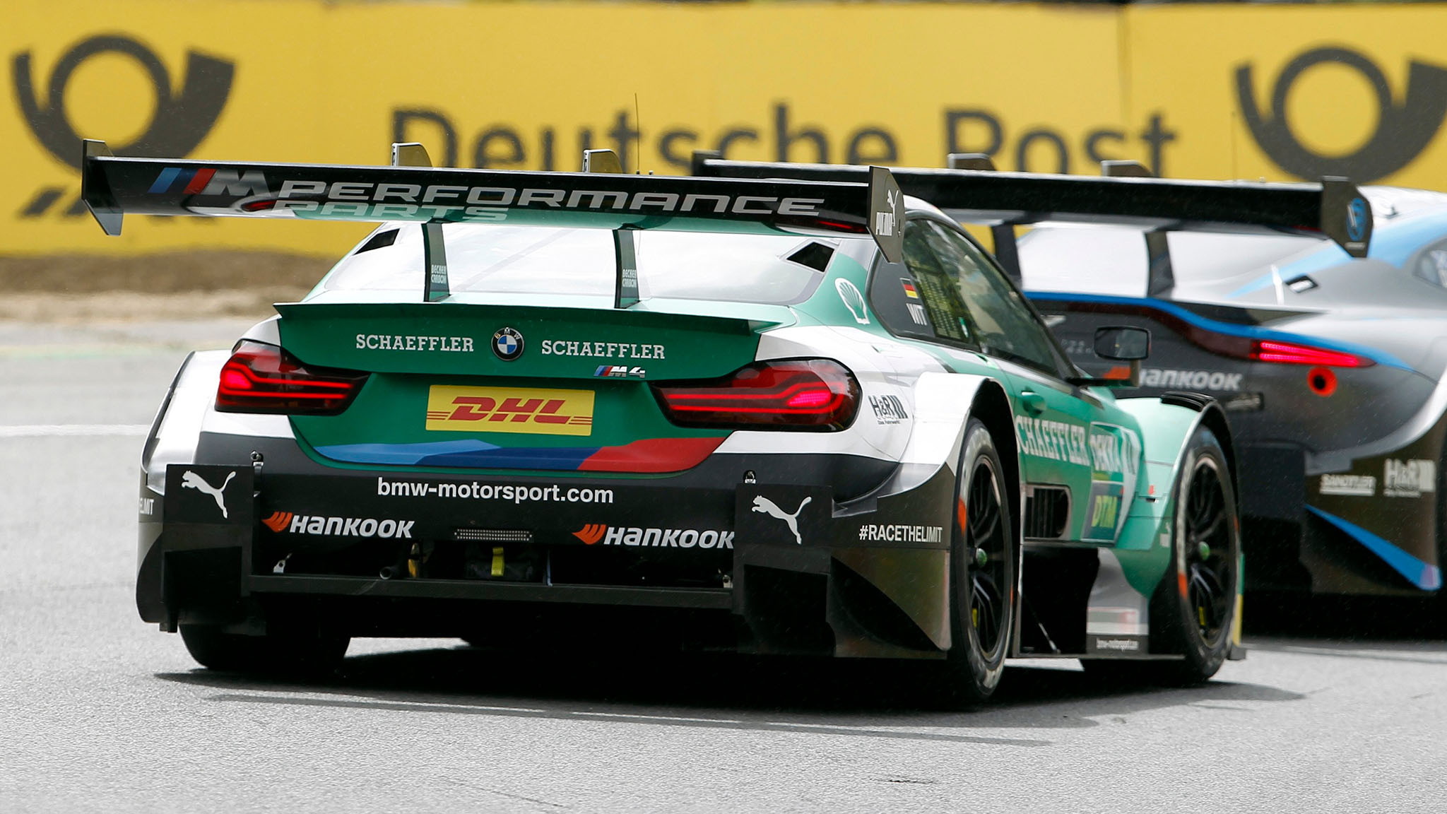 """Marco Wittmann: """"My second stop was definitely a mistake"""" - TouringCarTimes"""