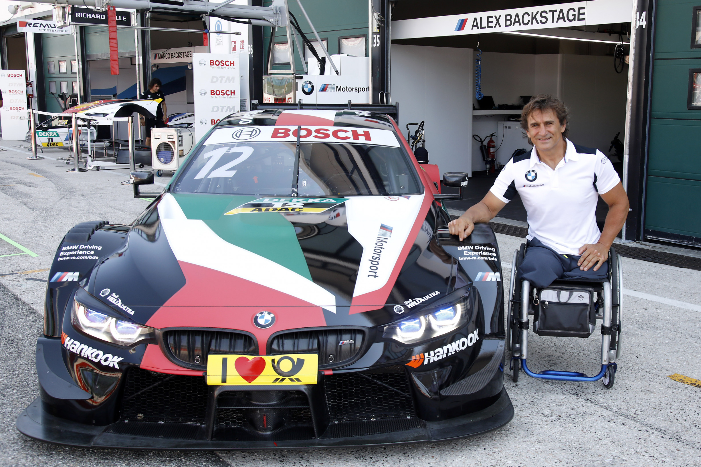 Alex Zanardi confirmed for BMW in joint DTM and Super GT race ...