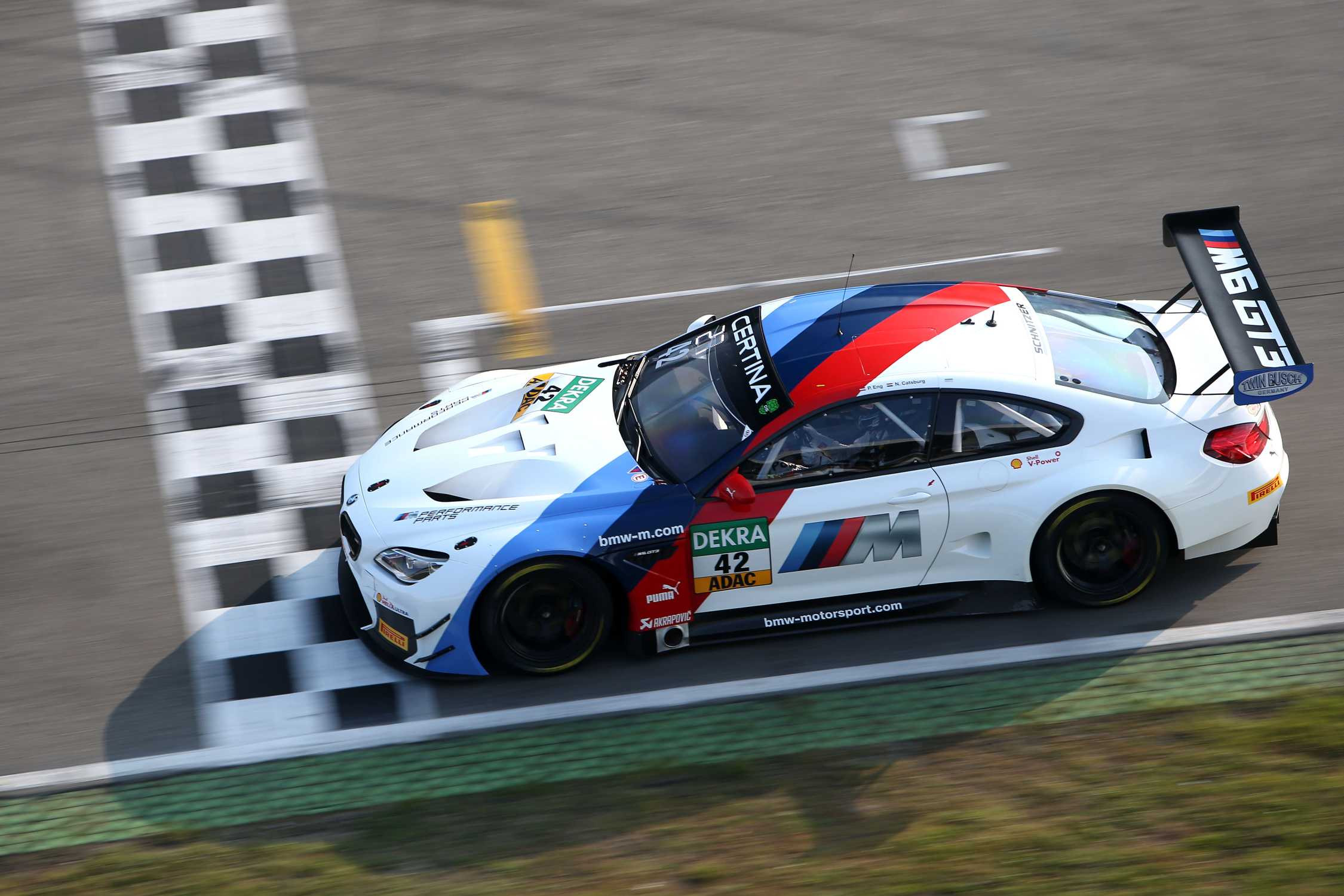 BMW rule out upgrading the M6 GT3 for 2021 DTM ...
